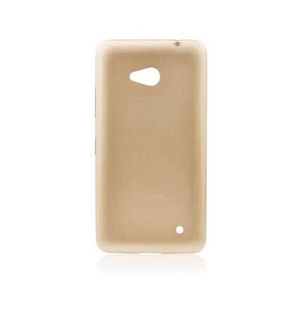 Puzdro Microsof Lumia 640 Candy Flash, zlaté
