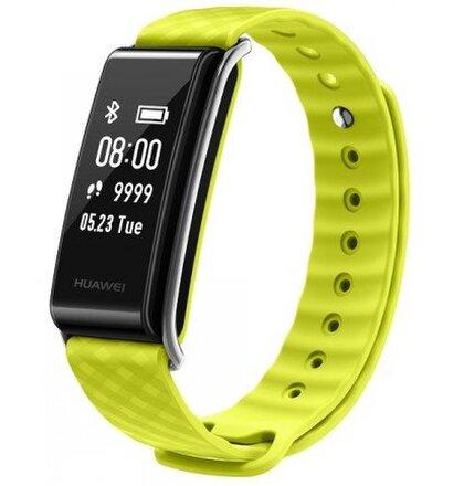 Huawei Color Band A2, Zelený
