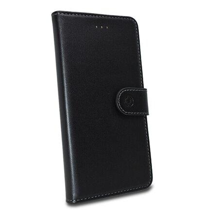 Puzdro Lenovo A7010 Book Celly Wally - PU koža, čierne (bulk)