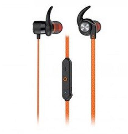 Sluchátka CREATIVE Outlier Sport Wireless, orange
