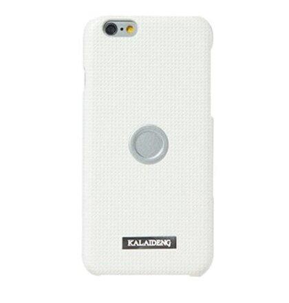 Puzdro iPhone 6/6s Kalaideng Drive + stojan auta, magnet biele