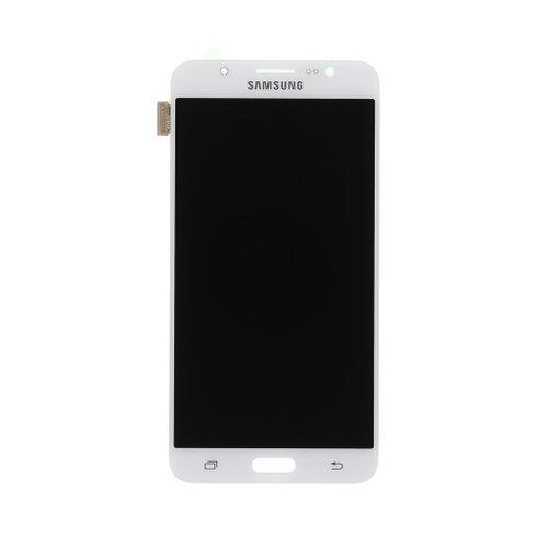 Samsung J710 Galaxy J7 2016 - LCD Displej + Dotyková Plocha - Biely (Service Pack)