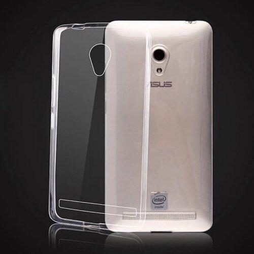 Puzdro Asus Zenfone Go, Ultratenké 0,3mm transparentné