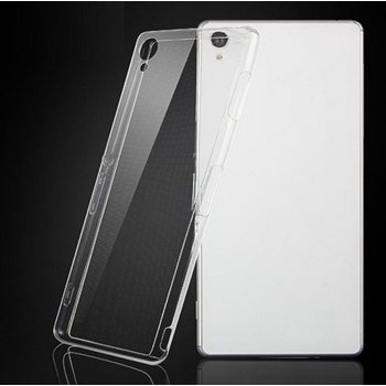 Puzdro Sony Xperia Z5 Compact E5823 TPU Ultratenké 0,3mm transparentné