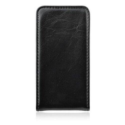Puzdro Kožené Samsung Galaxy A5 A500 Flexi Blun Book - čierne