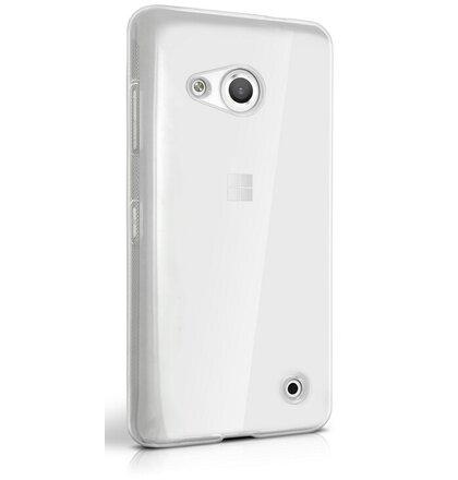 Puzdro Microsoft Lumia 650 TPU Ultratenké 0,3mm transparentné