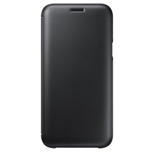 Puzdro Samsung EF-WJ530CBE Book Galaxy J5 2017 - čierne