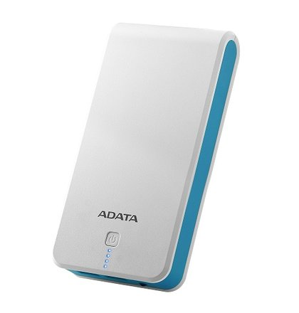 A-DATA Power Bank P20100, 20100mAh, White-Blue