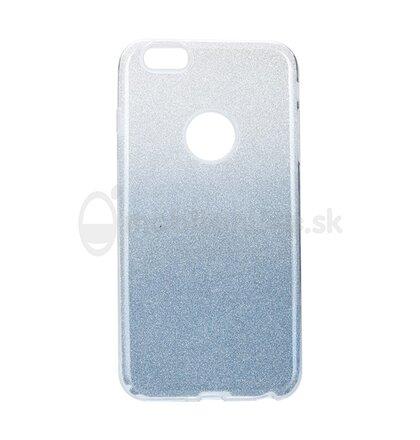 Puzdro 3in1 Shimmer TPU iPhone 6 Plus 6S Plus - strieborno-modré 3ce98cbb837
