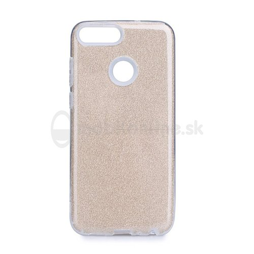 Puzdro Shimmer 3in1 TPU Huawei P9 Lite Mini - zlaté