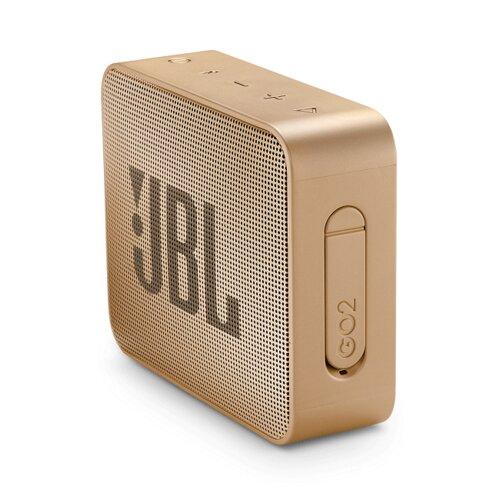 JBL GO2 IPX7 Bluetooth reproduktor Champagne