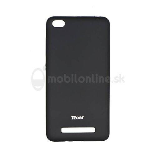 Puzdro Roar Jelly Colorful TPU Xiaomi Redmi 5A - čierne