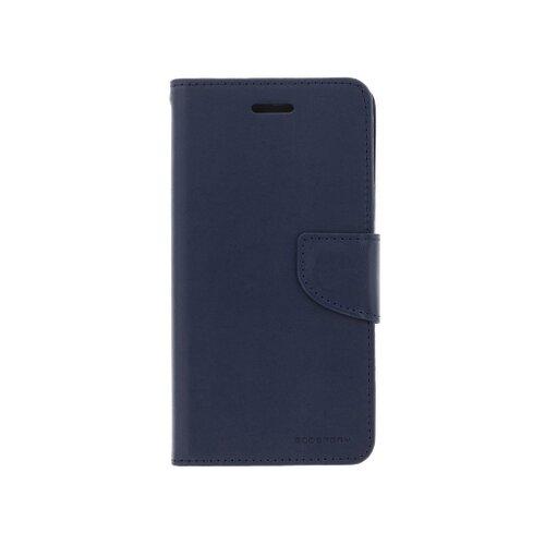 Mercury Bravo Diary Pouzdro pro Samsung G965 Galaxy S9 Plus Navy