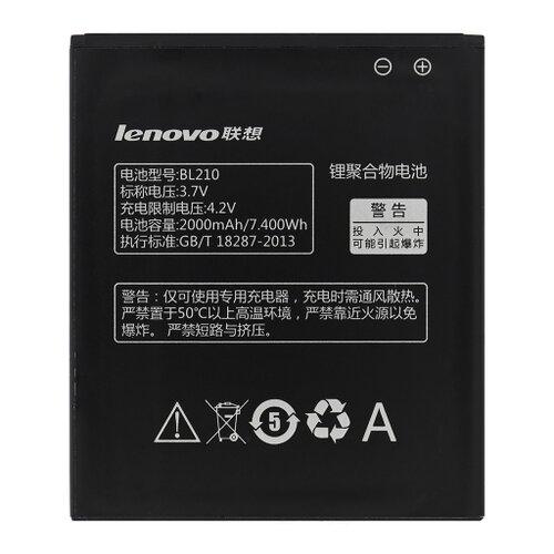 Batéria Lenovo BL210 Original Li-Ion 2000mAh (Bulk)