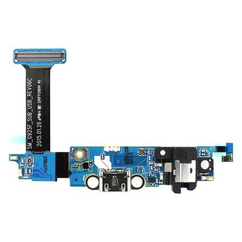 Samsung G925 Galaxy S6 Edge - Flex Kábel Nabíjacieho Konektora