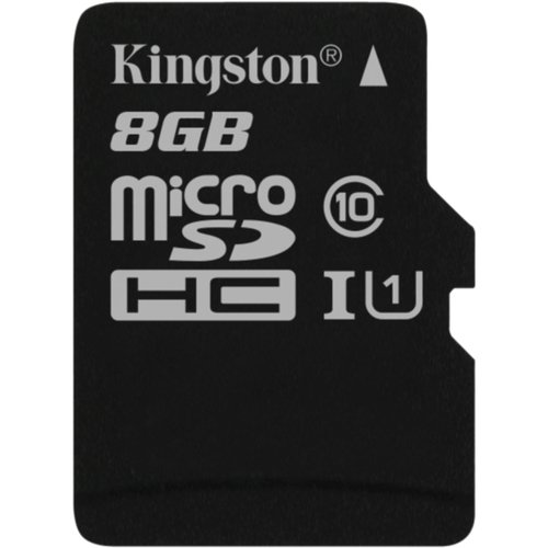 MicroSDHC karta KINGSTON 8GB UHS-I Industrial Temp (bez adaptéra)