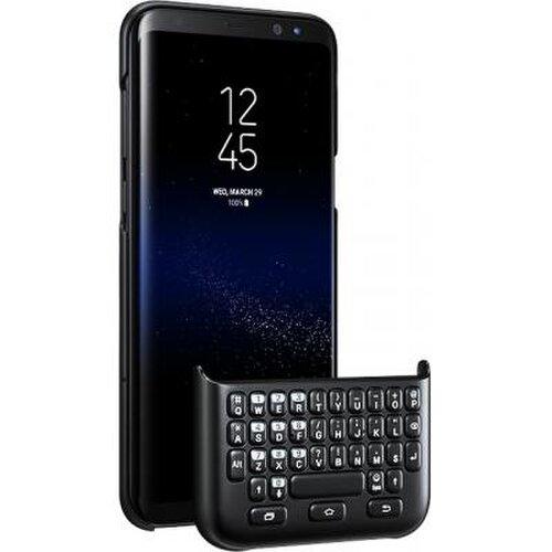 Samsung púzdro s klávesnicou EJ-CG955BB na S8+ Čierne