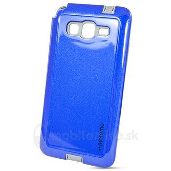 Puzdro Motomo Hybrid Hard Samsung Galaxy Grand Prime G530/531 - modré