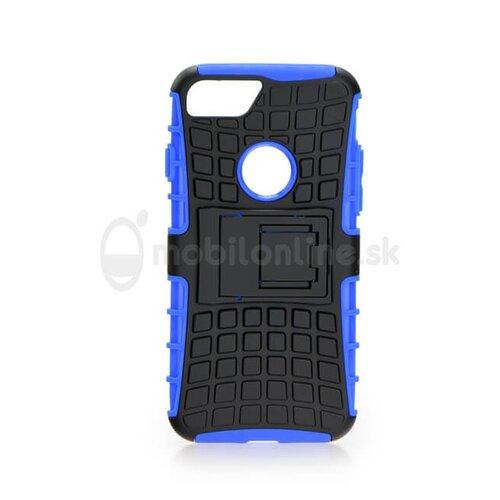 Puzdro Panzer Hard iPhone 7/8 - čierno-modré