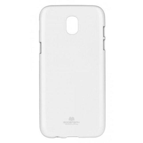 Puzdro Mercury Jelly TPU Samsung Galaxy J5 J530 2017 - transparentné