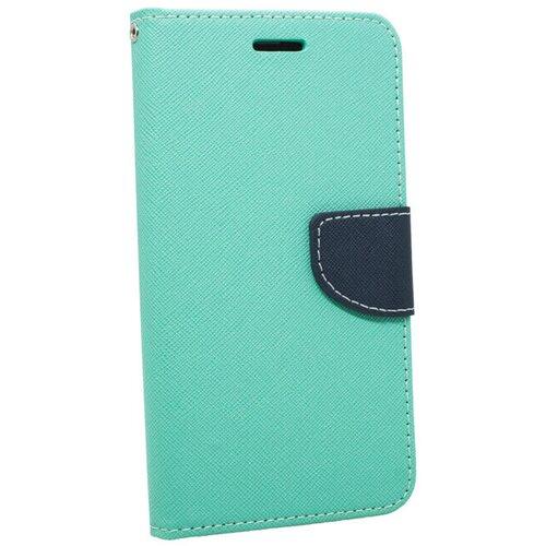 Puzdro Fancy Book LG Q6 - mätovo-modré