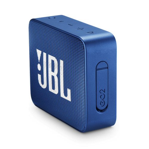JBL GO2 IPX7 Bluetooth reproduktor Modrý