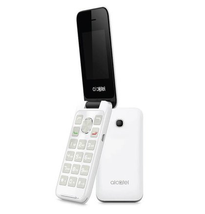 Alcatel OneTouch 2051D Dual Biely - vystavené/použité