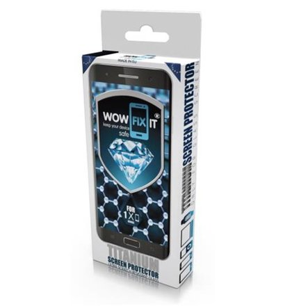 WOWFIXIT Titanium Screen Protector - 2kusy