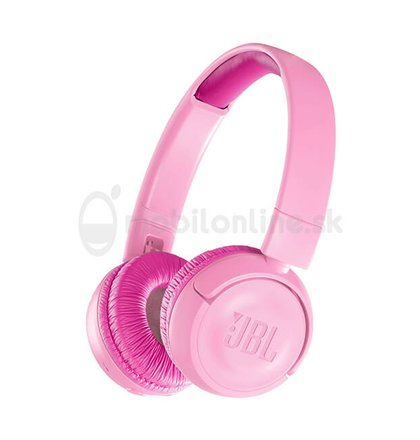 JBL JR300BT (pre deti) Pink