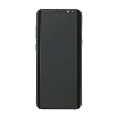 Samsung Galaxy S8 Plus G955F - LCD Displej + Dotyková Plocha - Fialková (Service Pack)