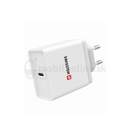 Nabíjací Adaptér Swissten iPhone Power Delivery 18W USB-C