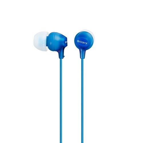 Sony MDR-EX15LP Slúchadlá Modré