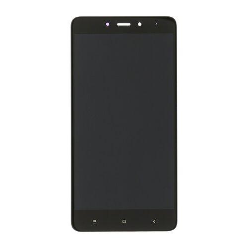 Xiaomi Redmi Note 4 Global - LCD Displej + Dotyková Plocha - Čierny