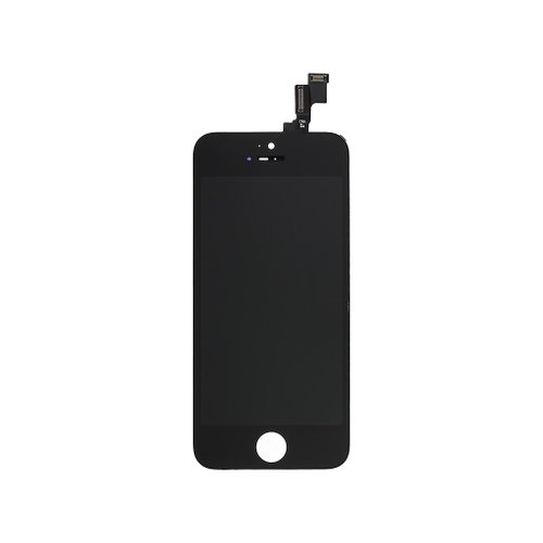 Apple iPhone 5S - LCD Displej + Dotyková Plocha - Čierny Class A