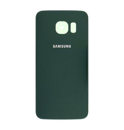 Samsung G925 Galaxy S6 Edge Green Kryt Baterie