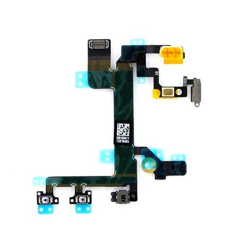 Apple iPhone 5S - Flex Kábel Tlačidiel Zapínania a Hlasitosti