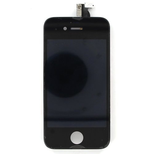 Apple iPhone 4S - LCD Displej + Dotyková Plocha - Čierny Class A