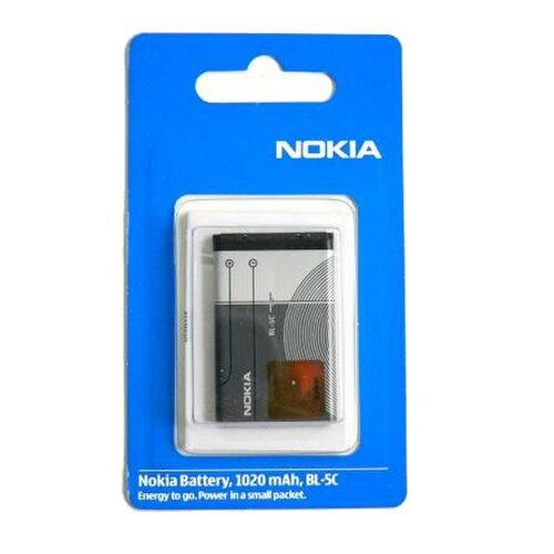 BL-5C Nokia baterie 1020mAh Li-Ion (EU Blister 1:2)