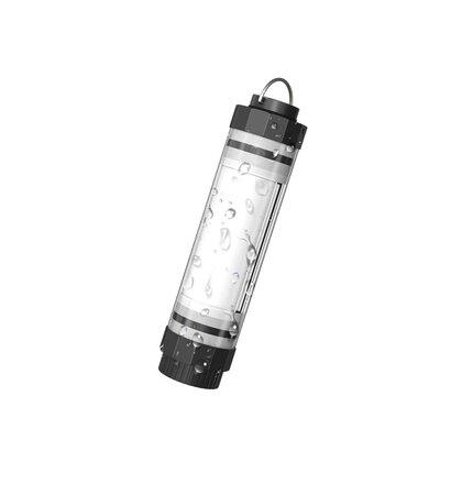 OUTXE IP68 3v1 Voděodolná LED Lampa + PowerBank 2600mAh + Svítnilna (EU Blister)
