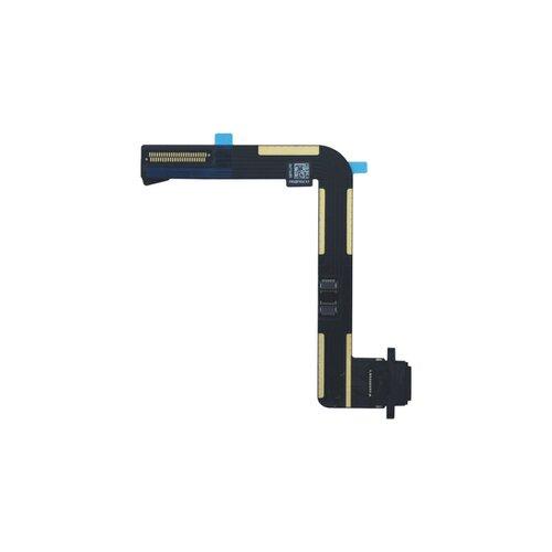 Apple iPad Air - Flex Kábel Konektora Nabíjania - Čierny