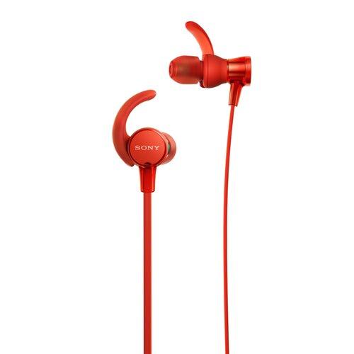Sony Active MDR-XB510AS Slúchadlá Červené