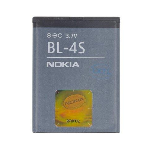 Batéria Nokia BL-4S Li-Pol 860mAh (Bulk)