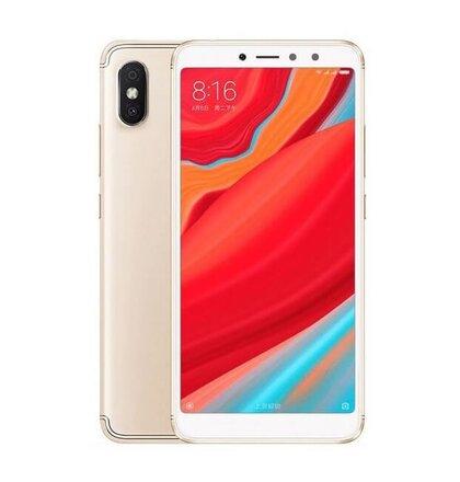 Xiaomi Redmi S2 3GB/32GB Dual SIM, Zlatý - SK distribúcia