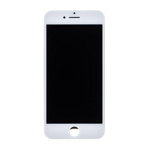 Apple iPhone 8 - LCD Displej + Dotyková Plocha + Malé Časti - Biely
