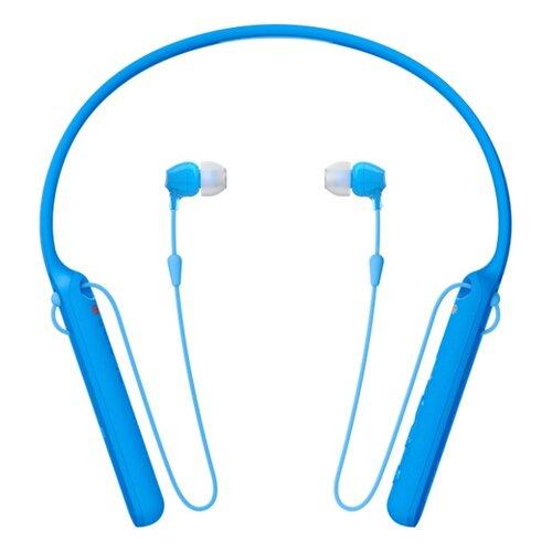 Sony WIC400L.CE7 Bezdrôtové slúchadlá Modré