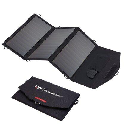 Allpowers SP18V21W Solární Dobíječ 21W (EU Blister)