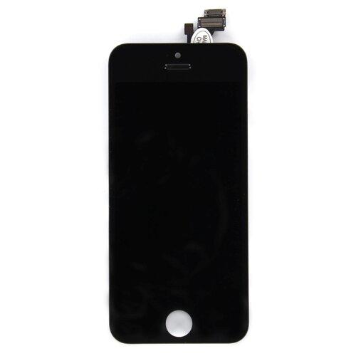 Apple iPhone 5 - LCD Displej + Dotyková Plocha - Čierny OEM