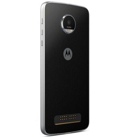 Motorola Moto Z Play Single SIM Čierno-strieborný - Trieda A