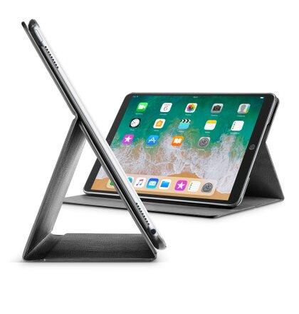 "Puzdro so stojanom CellularLine FOLIO pre Apple iPad Pre 12,9""(2017), čierne"
