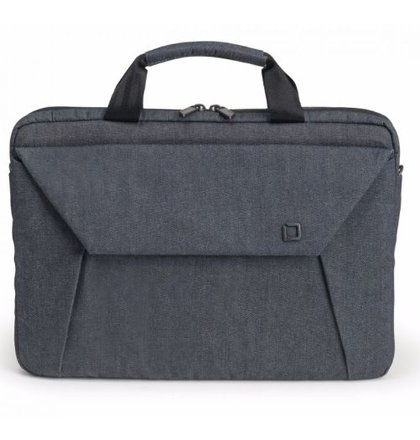 DICOTA_Slim Case EDGE 14-15.6 blue denim